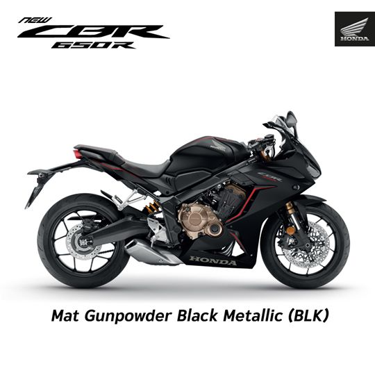 Honda Big Bike CBR650R