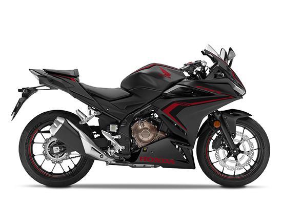 CBR500R 2021 đen